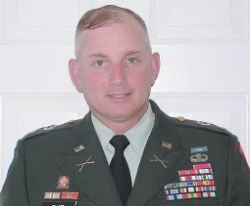 LT. COL. TIM BLAIR