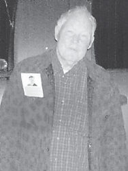 BILL HATTON, who lives in Ohio, is the son of the late Mae and Ernie Hatton, formerly of Whitco.