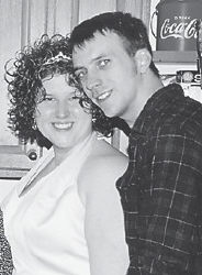 ANNIVERSARY — Larry and Cindy Tyree-Mayse celebrated their second wedding anniversary on Nov. 2. She is the daughter of Robin Tyree and Robbie Sparks of Beattyville, and granddaughter of Betty and Bertus Tyree of Whitesburg. He is the son of Larry and Mary Mayse of Beattyville.