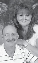 ANNIVERSARY — Reed and Malinda Miller of Premium celebrated their 18th wedding anniversary on November 9.