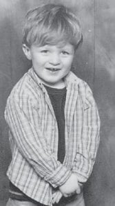 LIAM MILES is the threeyear old son of Tracie and Barry Miles of Cowan. His grandparents are Kathleen Brock and the late Wayne Miles and Katherine and Earnest Wilson.
