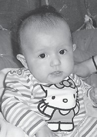 JOELYN GRACE MILES is the daughter of Neil and Karina Miles, and the granddaughter of Gary and Brenda Miles of Georgetown. Her greatgrandparents are Glen and Dorothy Miles of Big Cowan.