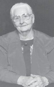 BIRTHDAY — Lucy Halcomb Blair of Jeremiah, celebrated her 88th birthday on Nov. 30.
