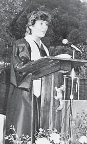 DIANNE HYLTON Valedictorian 1984
