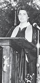 TABITHA MULLINS Valedictorian 1984