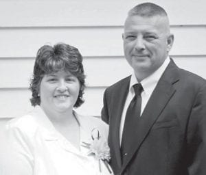 ANNIVERSARY — Archie Wayne and Melissa Whitaker Fields of Cowan celebrated their 20th wedding anniversary on Nov. 20.