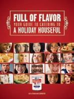 """To get your free Carnation """"Holiday Houseful"""" Recipe Guide (while supplies last), go to TheCookingMilk.com."""
