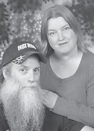 ANNIVERSARY — Gregory and Della Caudill celebrated their 25th wedding anniversary on December 22.