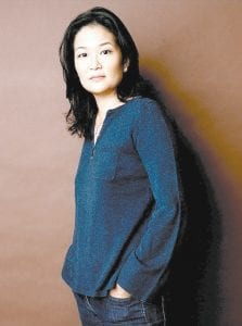 "Janice Y.K. Lee, author of ""The Piano Teacher,"" is shown. (Penguin)"