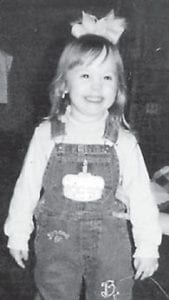 BIRTHDAY — Brooklynn Diane Lucas celebrated her third birthday Jan. 25 with a Wizard of Oz party. She is the daughter of Brian and Nikki Lucas of Isom, and the granddaughter of Jimmy and Kathy Adams of Isom and the late Walter Lucas Jr. and Alice Lucas of Cowan.