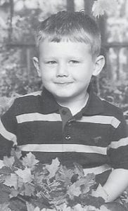 BIRTHDAY — Christian Noah Maggard will be four years old on Feb. 17. His parents are Josh Maggard of Eolia and Shawn Gilley of Lynch, KY. His grandparents are Rick and Teresa Maggard of Eolia, Lisa Austin of Partridge and Eddie and Tammy Wynn of Georgetown, KY. His great grandparents are Lloyd Boggs of Blair, KY and the late Nancy Boggs and Irena Burton of Partridge and Mose Wynn of Evarts.