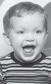 SECOND BIRTHDAY — Landon Dale Milam turned two years old on Feb. 19. He is the son of Jeremie and Heather Milam of Jenkins. His grandparents are Roy and Tammy Triplett of Jenkins, Jimmy and Mary Milam of Dorton, and Jacky and D.J. Estep of Lexington.