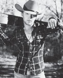 """TO PERFORM — Tickets are now available for a concert by Justin Moore and the double barrell ace band at 7:30 p.m., May 8, at the Jenkins High School gymnasium. Special guests will be Folk Soul Revival and Highway 23. Moore is the winner of Billboard's New Country Artist of 2009 and has a number one song, """"Small Town U.S.A."""" as well as his current hit, """"Backwoods."""" Advance tickets are $20 and tickets at the door are $25, and are being sold in Letcher County at Sports 'R' Us, all Jenkins schools, Parkway Pharmacy, Cavalier Café/Boggs Pharmacy, Kentucky Farm Bureau Insurance, Hometown Music, and Kentucky Drug Testing."""