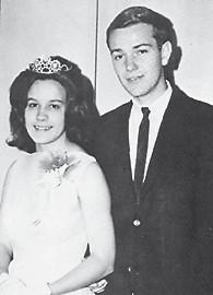 LINDA BIGGERSTAFF AND DAVID JONES