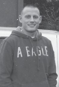 SGT. NEIL MILES, U.S. Marine Corps, is the son of Dorothy and Glen Miles of Cowan.