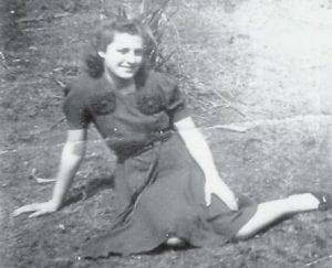 This 1950 photo shows the late Etta Hatton. She was the wife of the late Henry Hatton.