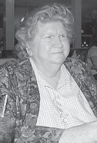 BIRTHDAY — Anna Sparks of McRoberts will celebrate her birthday May 7. She is the widow of E.J. Sparks and has four children, Mike Sparks and Rick Sparks, both of McRoberts; Katie Turner of Whitesburg; and Lisa Branham of Jenkins.