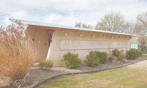 The Ames Astrobleme Museum in Ames, Okla (AP Photo/The Oklahoman)