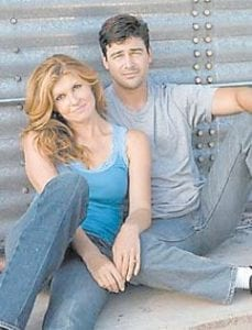 FNL stars Eric and Tami Taylor, aka Kyle Chandler and Connie Britton.