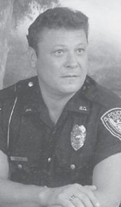 FORMER POLICEMAN — The late Robert A. Willie was married to Roberta Willie, a friend of Whitesburg correspondent Oma Hatton. He was a former Whitesburg policeman and died in 2008 in Roanoke, Va.