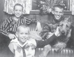REMEMBER? — Oma Hatton asks if anyone remembers Bobby, John and Paul Marlowe, sons of the late Betty and Jim Marlowe. She was their baby-sitter when she was a teenager.