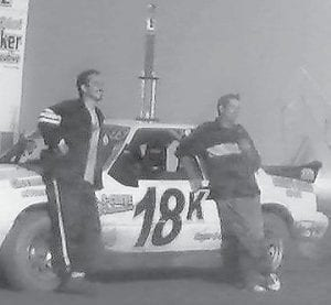 D.I. HENSON took first place in the four-cylinder division at the Lucky 7 Speedway.