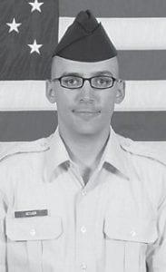 AIR FORCE AIRMAN ELI J. GOVER