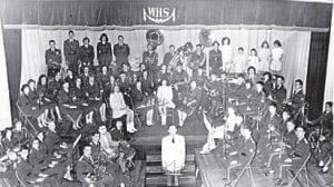 1937 WHITESBURG HIGH SCHOOL BAND