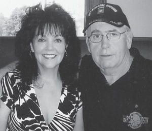 ANNIVERSARY — Lowell and Debbie Banks Dixon will celebrate their 35th wedding anniversary on July 12. She is formerly from Lynch and is the daughter of Delzie Banks of Lynch and the late Jeanne Banks. He is formerly from Cumberland and is the son of Grace Dixon of Cumberland and the late Ed Dixon.