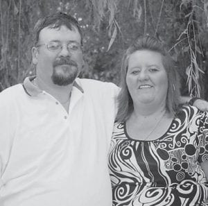 MARRIED — Juanita Fields and Marty Smith were married at Cowan on July 2.