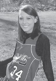 GRADUATE — Natasha Nicole Pennington was graduated from Harlan County High School on June 13. She played varsity volleyball for four years and varsity softball for seven years, and was named to the District All Tournament Team and Southeast Kentucky Conference Player for volleyball and softball for the past four years. She was also on the 13th Region All Tournament Team in softball this past year. She is attending Southeast Kentucky Community and Technical College. The daughter of Greg and Cora Pennington of Benham, she is the granddaughter of Roy and Cora Pennington of Cumberland, and the late Lloyd and Gertrude Boggs of Partridge.