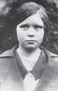 LILLIAN RUSSELL FUGATE WEBB 1931