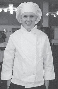 CHEF — George Michael 'Mikie' Cole celebrated his 17th birthday August 16. He participated in a summer program at the Southeast Culinary and Hospitality College in Bristol, Va., and plans to attend Southeast Culinary College after graduation from J.J. Kelly High School in Wise, Va., where he is a senior. He is now working as a cook at Prime Sirloin in Norton, Va. He is the son of Ricky Cole of Neon, and Sandra and Randall Billings of Norton, Va.