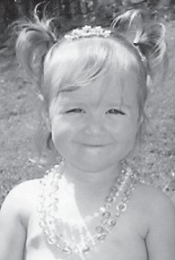 TWO YEARS OLD — Carly Shae Stamper celebrated her second birthday August 14 with a Tinker Bell party at Cowan Community Center. She is the daughter of Derrick Adams of Letcher and Brittany Stamper of Whitesburg, and has a brother, Hayden Adams, who will turn four August 22. She is the granddaughter of Angela and Kevin Stamper of Whitesburg, Keith and Diane Adams of Letcher, and Sandra and Robert Orcutt of Letcher.