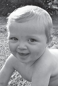 FIRST BIRTHDAY — Emily Rose Chaffins will turn one year old August 26. She is the daughter of Michael and Erin Chaffins of Sergent, and granddaughter of Glenn and Diane Caudill of McRoberts, and Linda Chaffins of Neon. She will celebrate her birthday with a party August 28 with family and friends.