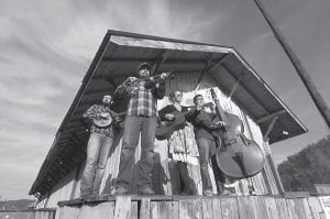 Clack Mountain Honky Tonk will also perform at the outdoor festival.