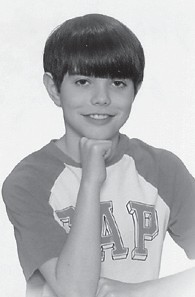 BIRTHDAY — Tyler Logan Boggs is celebrating his 11th birthday today (Wednesday). He is a son of Marvin and Malinda Boggs of Cowan, and a grandson of Omera Lee and Christine Isaac of Jackhorn and Cassel and Opal Boggs of Cowan. He has two older brothers, Matthew and Joshua, and a younger sister, Jessica. He is a fifth-grade student at Whitesburg Elementary School and plays football for the Letcher County Middle School Cougars.