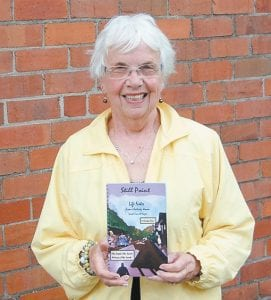 Author Sarah L. Cornett-Hagen grew up in Haymond, but now lives in southern Oregon. (Eagle photo)