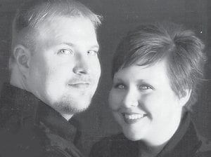 TO BE WED — Tara Collins, daughter of Harry and Emma Whitaker of Roxana and Rick Miller of Salyersville, and Joel Boggs, son of Daryl and Brenda Boggs of Whitesburg, will be married at 5:30 p.m., Saturday, October 2, at Raven Rock Golf Course in Jenkins. The bride-elect is the granddaughter of Deloris Holiday of Salyersville and the late Benjamin F. Holiday. The bridegroom-elect is the grandson of the late Kendall and Lena Boggs of Whitesburg, and the late Johnnie and Henrietta Raichel of Anco. Both are employed by the Letcher County School System, she as a teacher at Martha Jane Potter Elementary School and he as a teacher at Letcher County Central High School. The custom of an open wedding will be observed and all family and friends are welcome to attend.