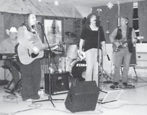 TO PERFORM — Highway 23 will perform at 7 p.m., Sept. 23, on stage at the Mountain Heritage Festival, and at 7 p.m., Sept. 24, at the Hemphill Community Center. The group plays country, classic rock, and Motown music. Band members are Gina Seals-Sparks, Haley Sullivan, Ralph Justice, and Donnie Little.