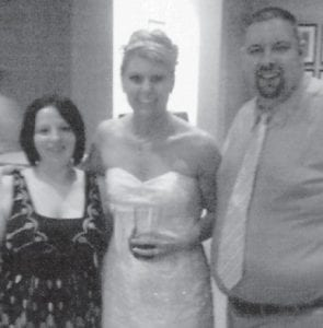 WEDDING — Ellen and Roland Brown Jr. were in Washington, D.C., for the wedding of Seth Hall and Kate Trotter.