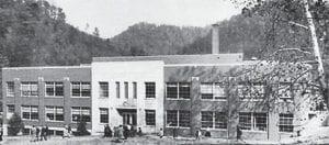 WHITESBURG HIGH SCHOOL GYMNASIUM