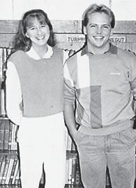 CARMELLA WEBB AND MICHAEL JACKSON