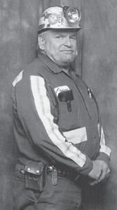 MINE FOREMAN — Benjamin W. Meade Sr., formerly of Whitaker now of Wise, Va., has been named general mine foreman for the owl shift at Sigmon Coal Company, Lee County, Va. Meade has 38 years of mining experience. He is the son of the late Alma and Boyd Meade of Whitaker, and the father of Mitchell Meade of Cowan, and Benjamin W. Meade Jr. of Leicester, N.C.