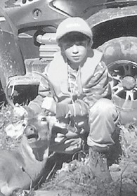 FIRST DEER — Ten-year-old Jacob Dakota Combs killed his first six-pointer on Youth Weekend. He is a fifth-grade student at West Whitesburg Elementary School and is the son of Brandon Combs of Redfox and Sylvia Ritchie of Clear Creek. His grandparents are Ricky Sturgill of Redfox, Melissa Sturgill of Rockhouse, and Sonny and Barb Shelton of Clear Creek.