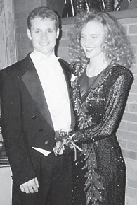 """EARLY DAYS — Whitesburg correspondent Oma Hatton says, """"Chris and Sara Hatton are pictured in high school before their marriage and three beautiful children, Beau, Brooke and Grace."""""""