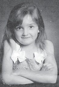 """SEVEN YEARS OLD — Alexis Paige Brown, daughter of Chad Brown and the late Heather Day Griffie, celebrated her seventh birthday on Nov. 11. She is the granddaughter of Frances and Jenny Day, and greatgranddaughter of Irene and Eugene Day. Big Cowan correspondent Christine Fields says, """"Happy seventh birthday, Sweetie, and many more, from Christine and 'The Little Guy'"""""""