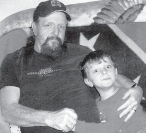 BIRTHDAY — Nathan Eddie Hurley marked his eighth birthday Nov. 16. He is the son of Maggie Hurley of Hazard and the late Eddie 'Kiser' Hurley. His grandparents are Jackie and Emmitt Adams of Isom. He celebrated with his grandfather Emmitt Adams, who also has a Nov. 16 birthday.