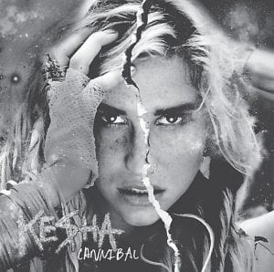 """The cover of the latest by Ke$ha, """"Cannibal,"""" is shown. (AP Photo/ RCA Music Group)"""
