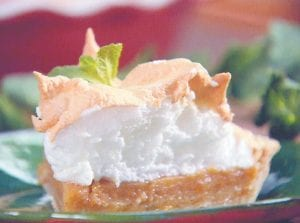 Bake and serve Paula Deen's sweet potato pie as an extra-decadent addition to your holiday menu.